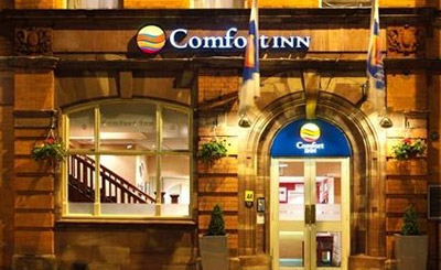 Comfort Inn City Centre Birmingham