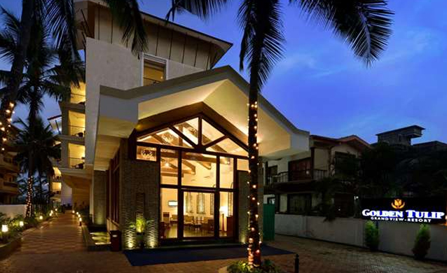Golden Tulip, Goa