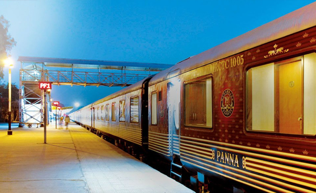 Maharajas' Express Luxury Train Delhi