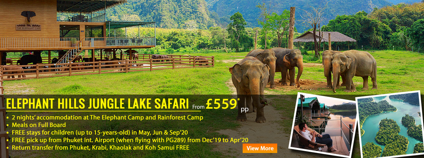 Thailand Holidays | Luxury Holiday Tours | Southall Travel