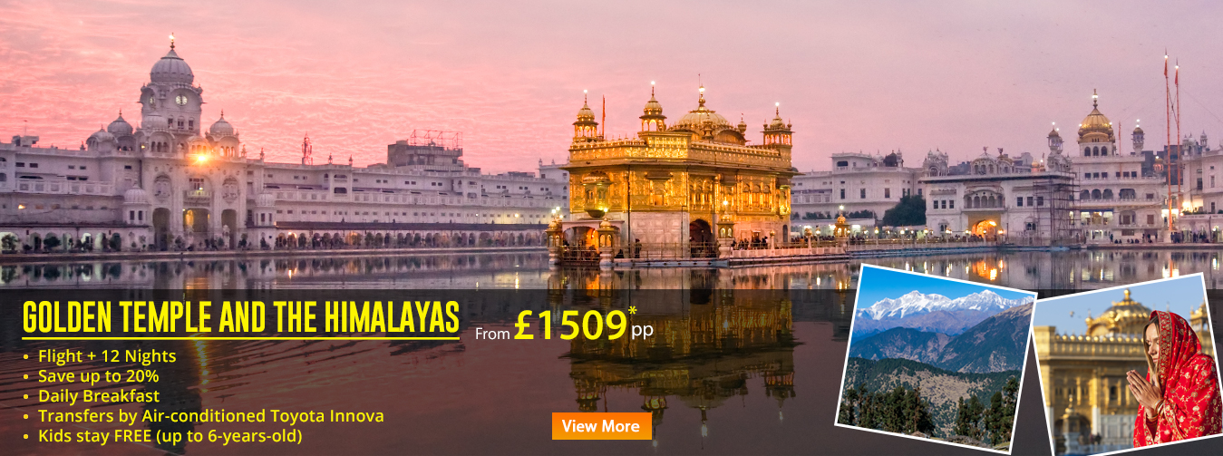 Holidays to India- India Holidays Packages at Best Prices