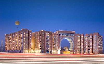 Mövenpick Ibn Battuta Gate Hotel Dubai All Inclusive